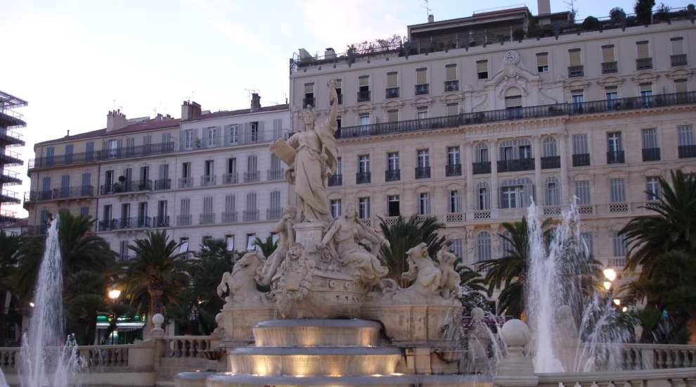 Top deal voyage toulon for Hotels toulon